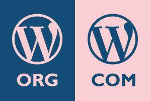 wordpress.org vs wordpress.com