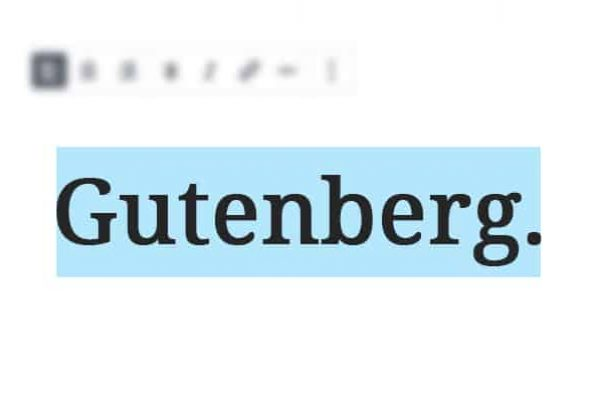 הכירו את עורך התוכן החדש והחוויתי של וורדפרס: גוטנברג Gutenberg
